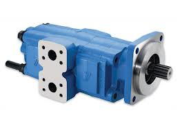gear pump and motors