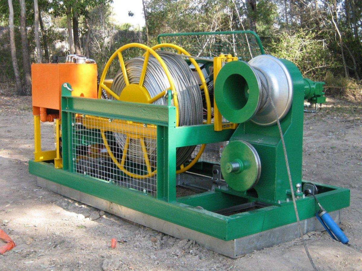hydraulic manufacture